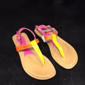 Sz 1 Multicolor Sandal